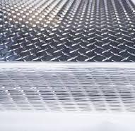 Stainless Steel Floor Plates 2