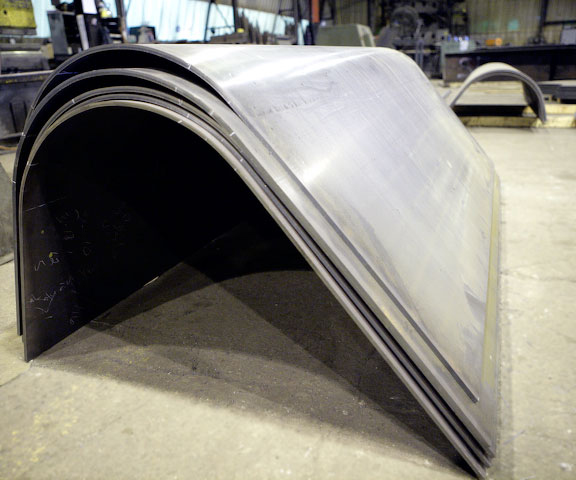 sheet metal bending and forming